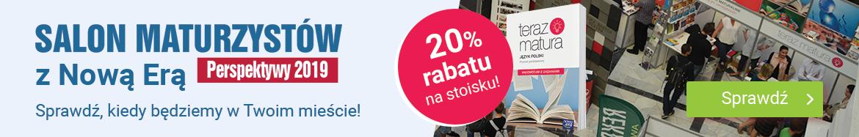 Salony maturzystów 2019